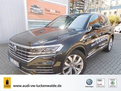 gebraucht VW Touareg 3.0 V6 TDI 4M Tiptronic *PANO*HUD*LED*NAVI*STANDH*