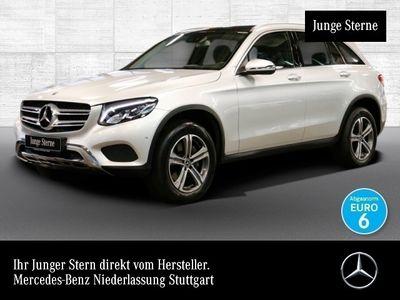 gebraucht Mercedes GLC250 4M Pano LED AHK Kamera Navi PTS 9G Sitzh