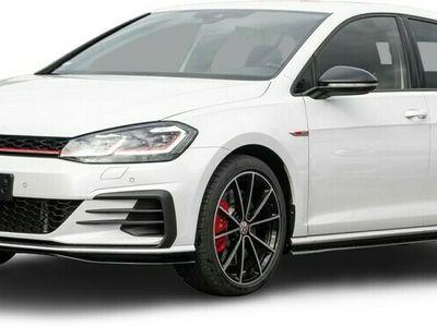 gebraucht VW Golf GolfGTI 2.0 TSI TCR DSG 213kW*AID*ACC*Front Ass