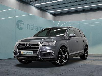 gebraucht Audi Q7 Q73.0 TDI e-tron S LINE BOSE AHK ACC TOUR LM21