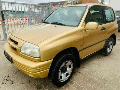 gebraucht Suzuki Grand Vitara 2.0 Phillipe Cousteaux