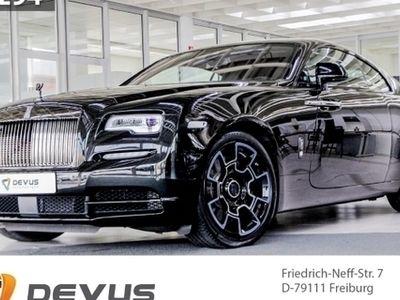 gebraucht Rolls Royce Wraith Black-Badge Sternenhimmel ACC Head-Up Bespoke