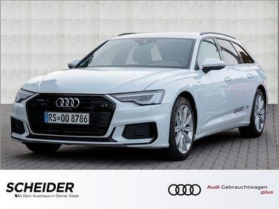 gebraucht Audi A6 Avant 45 TDI qu 2 x S-line Matrix Navi ACC B&O