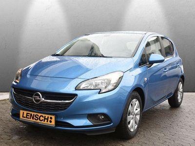 gebraucht Opel Corsa E 1.2 120 Jahre *Arktis Blau*IntelliLink*