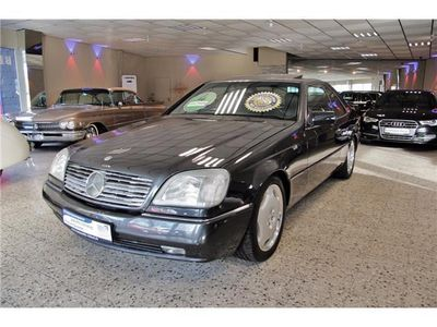 gebraucht Mercedes 600 SEC Automatik *Tempomat+SHZ+Schiebedach*