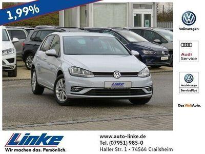 gebraucht VW Golf VII 2,0 TDI Garantie bis 04-22 Navi/Freispr