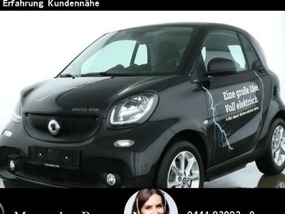 gebraucht Smart ForTwo Electric Drive coupé Panorama