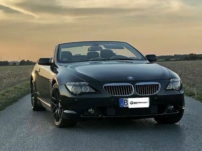 gebraucht BMW 645 Cabriolet 645 Ci 4.4 V8