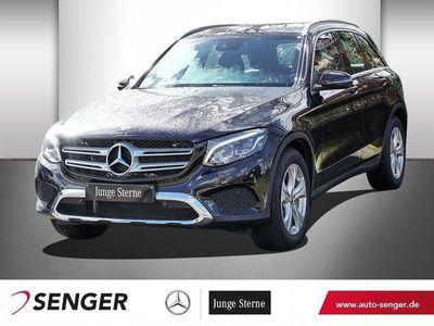 gebraucht Mercedes GLC250 4M+EXCLUSIVE+AHK+PANOSHD+LED+PDC+NAVI