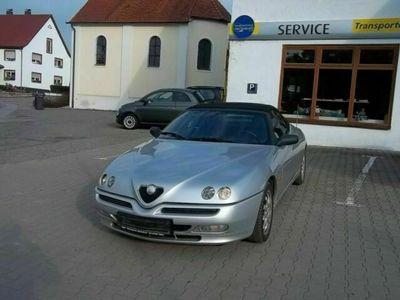 gebraucht Alfa Romeo Spider 2.0 16V T.Spark L