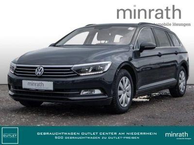 gebraucht VW Passat Variant Comfortline BMT 2.0 TDI LED Kurvenlicht Massagesitze