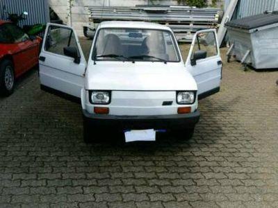 gebraucht Fiat 126 PolskiP Ez. 06/1991 Deutsche Zu...