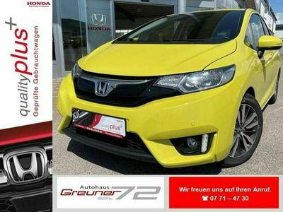 gebraucht Honda Jazz 1.3 i-VTEC Elegance + Connect Navigation + M+S