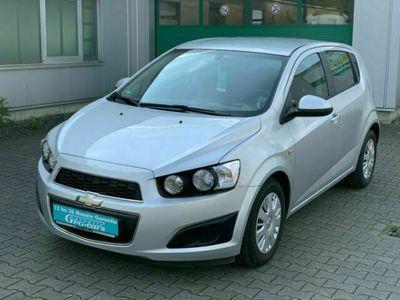 gebraucht Chevrolet Aveo LT 1.2 Klima/El.Fenst/Tüv02/23/Tempomat/TOP