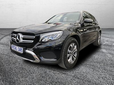 gebraucht Mercedes GLC220 d 4Matic AMG Line/ Luxury Paket/Navi/LED