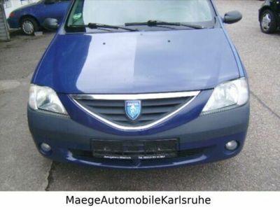 gebraucht Dacia Logan 1.4 MPI Lauréate