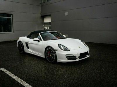 """gebraucht Porsche Boxster S PDK 20"""" Mint condition"""