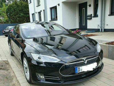 gebraucht Tesla Model S 85 Free Supercharging Autopilot LTE CCS NextGen-Si