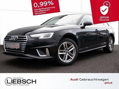 gebraucht Audi A4 Avant 35 TDI S-Line ext. Navi Plus Xenon