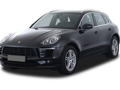 gebraucht Porsche Macan 3.0 Benzin