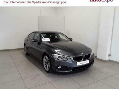 gebraucht BMW 418 Gran Coupé d Aut. Sport Line NAV SD