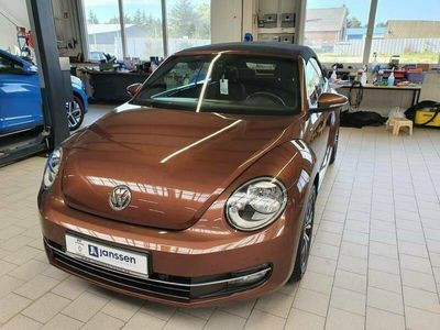 gebraucht VW Beetle TheCabriolet 1.2 TSI BlueMotion Technolo
