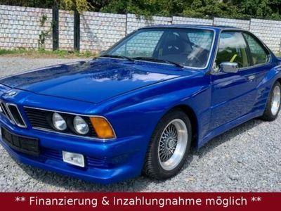 gebraucht BMW 630 CS COUPE **AUTOMATIK / KÖNIGSITZE **