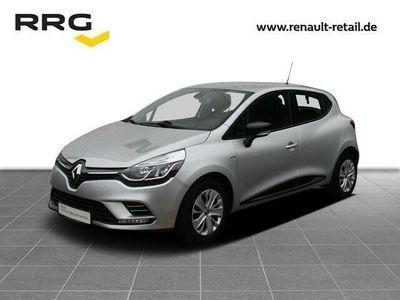 gebraucht Renault Clio IV ClioLIMITED TCe 90 Sitzheizung, Navigation