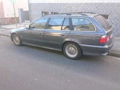 gebraucht BMW 523 5er touring Durchrepariert LPG u Standheiz möglich