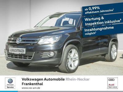 used VW Tiguan Sport & Style 2.0 TDI Sport&Style 4Motion BMT Automatik Xenon Einparkhilfe uvm