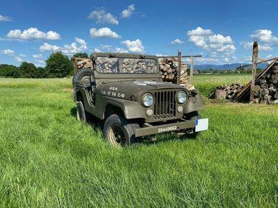 gebraucht Jeep Willys M38A1 CJ5M Militär Kaiser Jepp