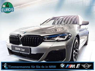 gebraucht BMW 530 d xDrive Touring Innovationsp. Sport Aut. EDC