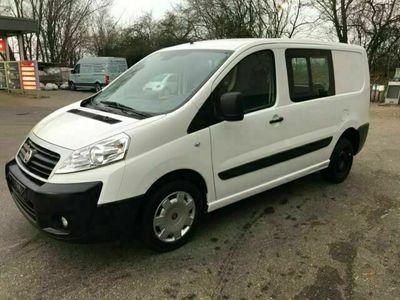 gebraucht Fiat Scudo Kasten 10 L1H1 130 Multijet als Van/Kleinbus in München