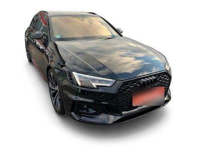 gebraucht Audi RS4 Avant Virtual Schalensitz HeadUp Sp.Auspuffa