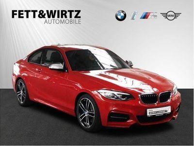 käytetty BMW M240 xDrive Coupé 18'' SAG NaviPr. Leder GSD LED