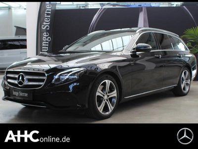 gebraucht Mercedes E220 T AVANTGARDE+NAVI+MULTIBEAM+PDC/KAMERA..