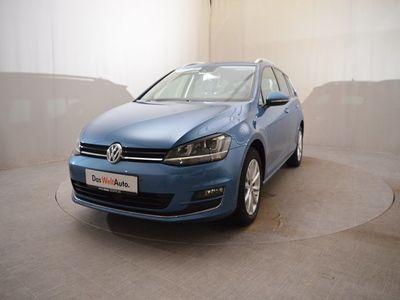 gebraucht VW Golf Variant LOUNGE 1.6 TDI BlueMotion Technology DSG