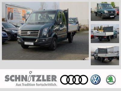 gebraucht VW Crafter Pritsche 2.0 TDI Doka MR bei Gebrachtwagen.expert