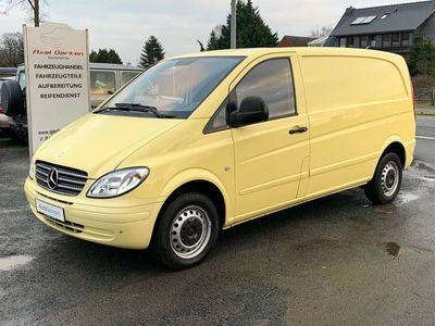 gebraucht Mercedes Vito Kasten 109 CDI kompakt TÜV NEU