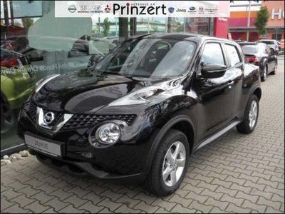 gebraucht Nissan Juke 1.5 dCi 'Visia Plus' Euro 6