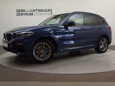 gebraucht BMW X3 xDrive30d Aut. M Sport PANO+Stdhzg+AHK+Leder+