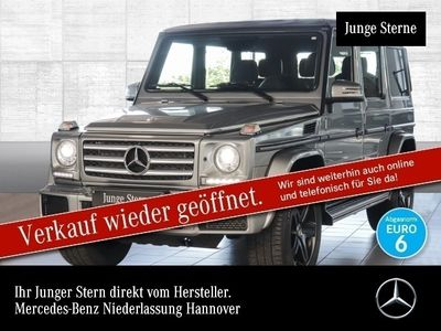 gebraucht Mercedes G500 Sportpak COMAND AHK Xenon Kamera PTS Sitzh