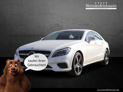 gebraucht Mercedes CLS350 d 4MATIC Coupé Comand/SHD/Xenon/SHZ/DPF