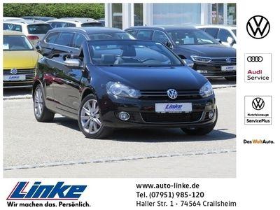 gebraucht VW Golf Cabriolet Cabriolet VI 1.4 TSI KARMANN GRA/Sitzhzg./LM-Felg