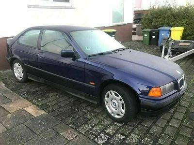 gebraucht BMW 316 Compact e36 i 2.Hand 125.000km