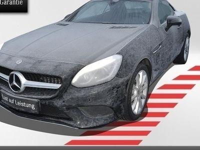 gebraucht Mercedes 180 SLCNavi 9G Tronic PDC Airscarf LED