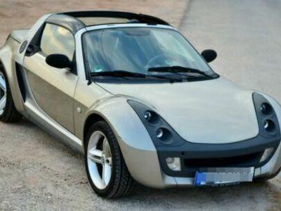 used Smart Roadster Sommerflitzer Leder/Alu