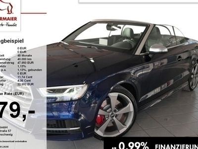 gebraucht Audi S3 Cabriolet TFSI 300PS S-TRONIC M-RIDE.ACC.MATR