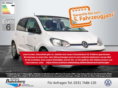 gebraucht VW e-up! Style FSE USB KLIMA PDC SHZ EURO6