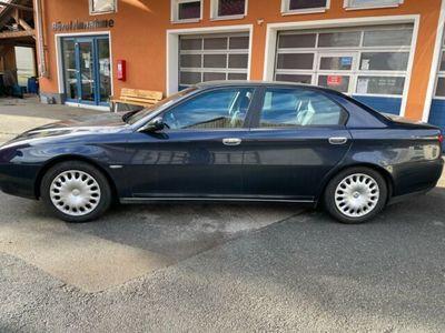 gebraucht Alfa Romeo 166 Alfa2.4 JTD Progression